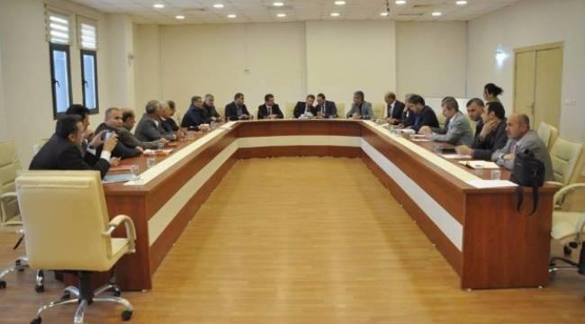 Karaman Belediyesinden kardeş belediyesine ziyaret
