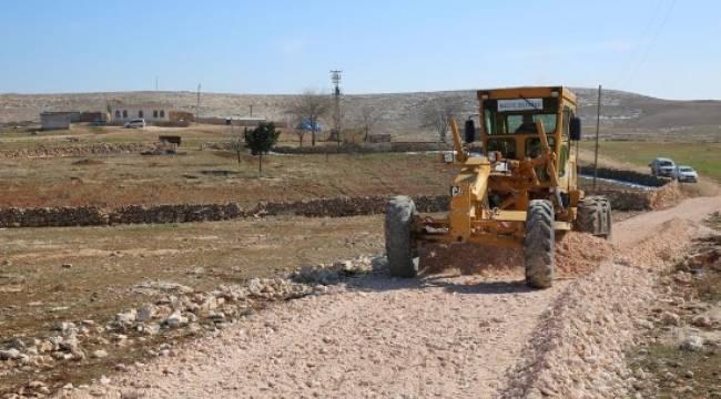 Kargalı'da yol çalışmaları tamamlandı - Videolu Haber