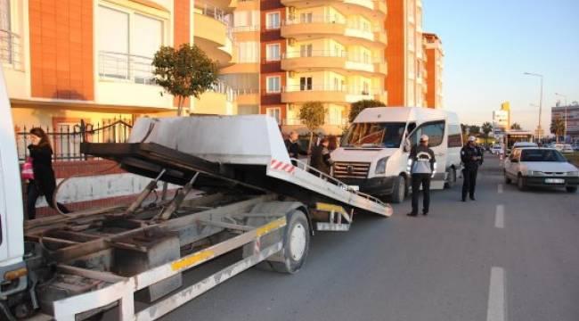 Korsan okul servisleri yakalandı - Vİdeo Haber