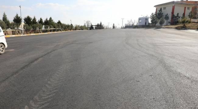Mehmet Akif İnan hastanesinin otopark sorunu çözüldü-Video