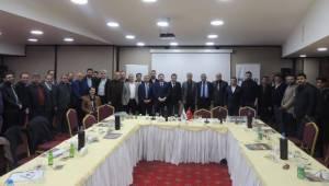 MÜSİAD'dan Üye Bilgilendirme ve İstişare Toplantısı
