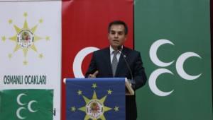 Osmanlı Ocakları referandum sürecini anlattı