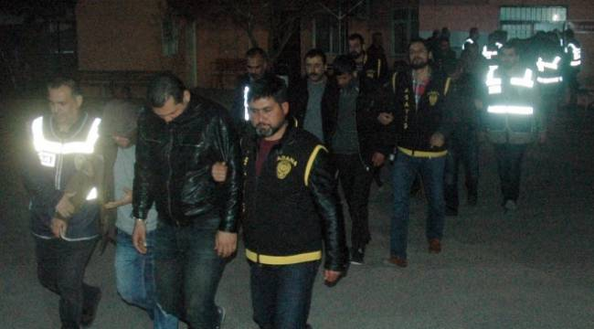 Sahte polisler Şanlıurfalı çıktı