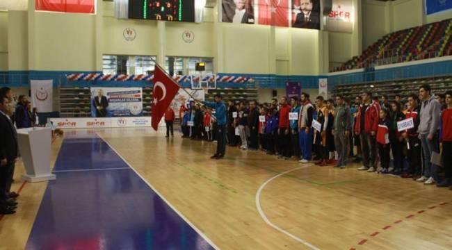 Şanlıurfa,Anadolu Yıldızlar Ligine ev sahipliği yaptı