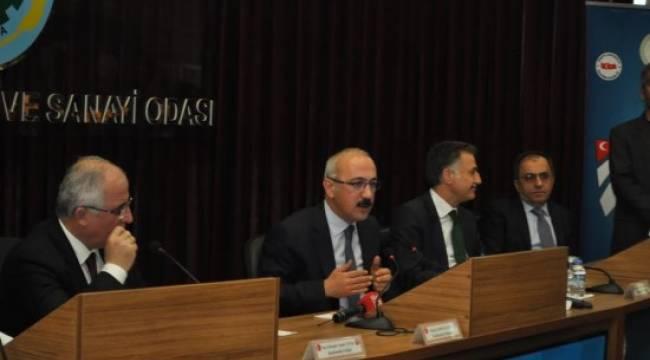 Şanlıurfa'da 3 milyar TL'lik yatırım talebi