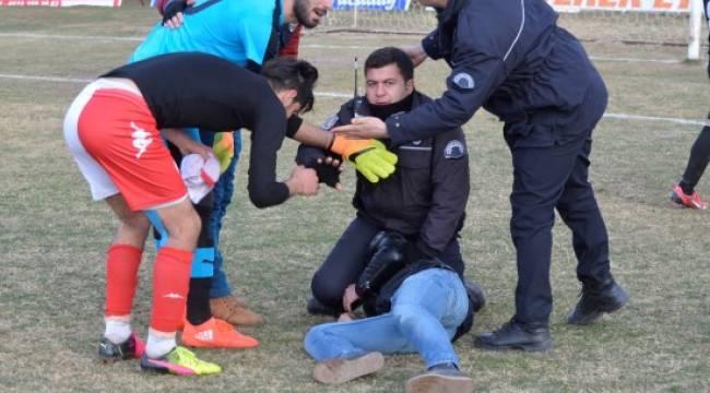 Şanlıurfa'da amatör ligde ortalık karıştı