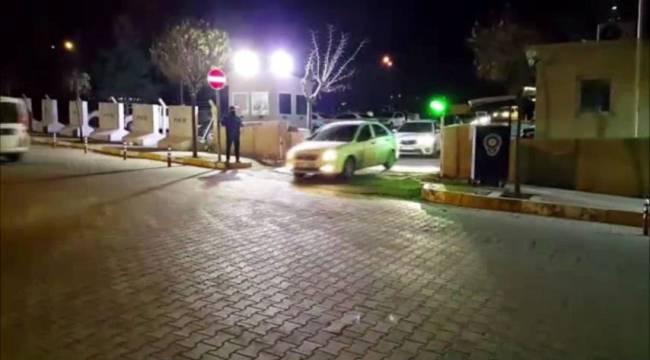 Şanlıurfa'da bylokçu polisler yakalandı