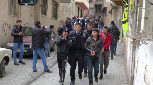 Şanlıurfa'da DEAŞ operasyonu: 150 gözaltı