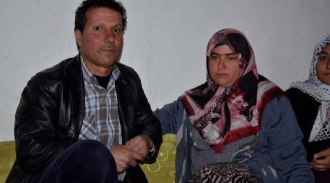 Şanlıurfa'da eşini hayata bağlayan fedakar koca