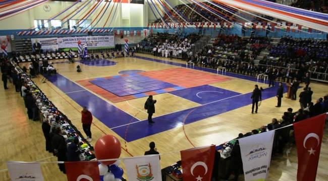 Şanlıurfa'da hedef 25 Bin Lisanslı Sporcu-Videolu Haber