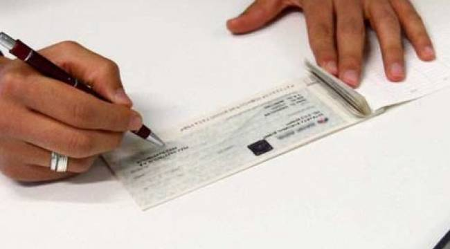 Şanlıurfa'da Ocak ayındaki karşılıksız çek oranı açıklandı