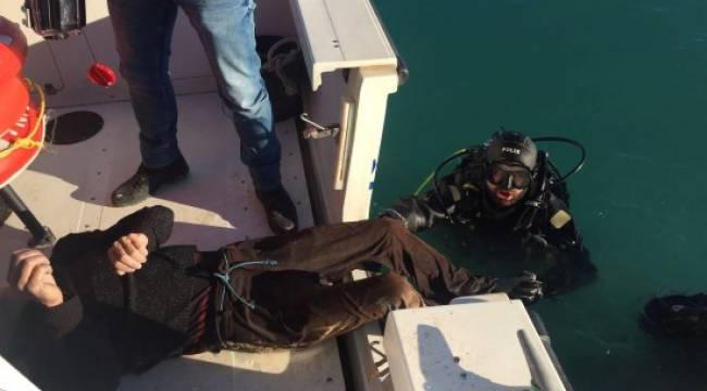 Şanlıurfa'da teknesi batan balıkçı boğuldu