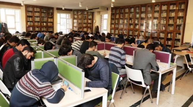 Şanlıurfa Gençliği, Kütüphanelere akın ediyor-Videolu Haber
