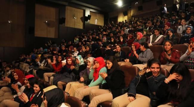Şanlıurfa Gençliği, sinema ile buluşuyor-Videolu Haber