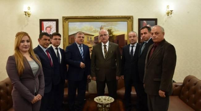 Şanlıurfa Vergi tahsilatında Türkiye Üçüncüsü oldu