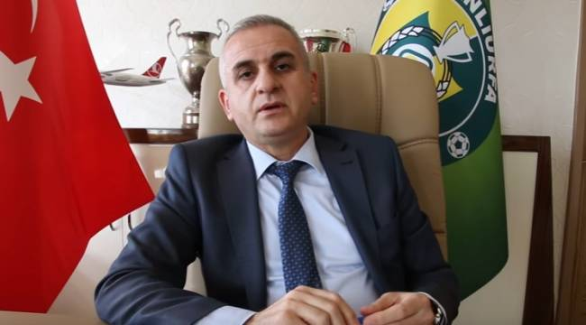Şanlıurfaspor Başkanında Hakemlere Sitem-Videolu Haber