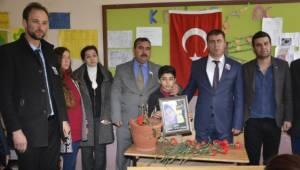 Şehit Ahmet Oktay Günak'ın sınıfında yas hakim