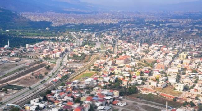 Şehzadeler Şehri Manisa'daki Şanlıurfalı Sayısı