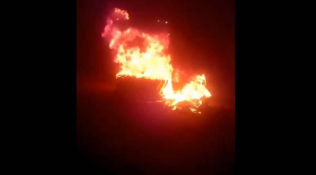 Siverek'te elektrik yol kapattırdı