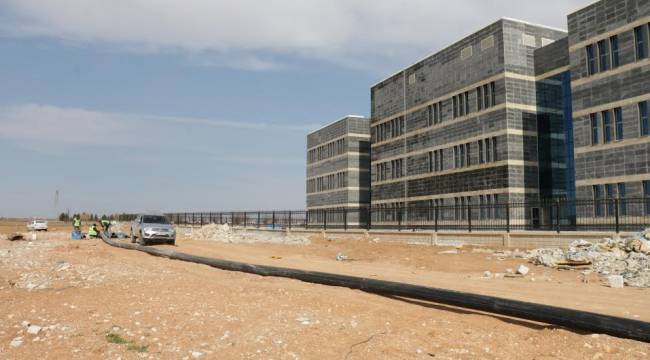Suruç'da Alt Yapı Çalışmaları Devam Ediyor-Videolu Haber