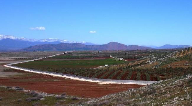 Türkiye-Suriye Güvenlik duvarının yarısı tamamlandı