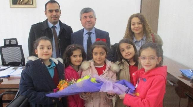 Urfa'da 129 öğrenciye ödül verildi