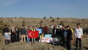 Urfa'da Fırat Çakıroğlu anısına fidan dikildi