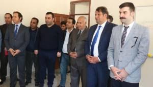 Urfa'da Kurs merkezine şehit kaymakamın ismi verildi