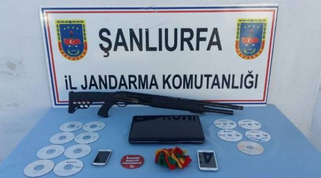 Urfa'da sosyal medya'dan Hareket edenler tutuklandı