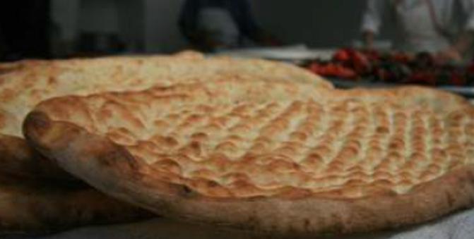 Urfa Tırnaklı Ekmeği