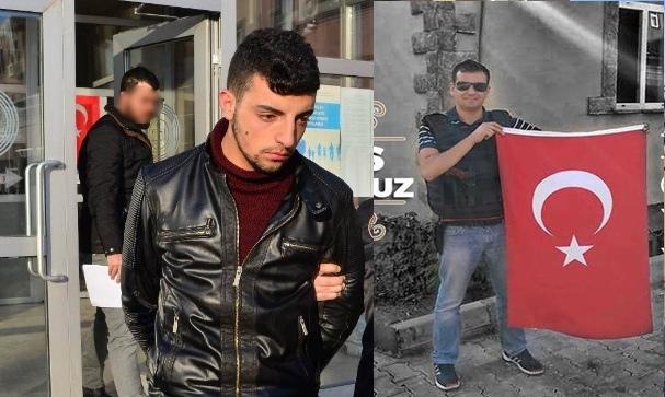 Urfalı Polis Abdulkadir Oğuz'u Şehit eden zanlı yakalandı