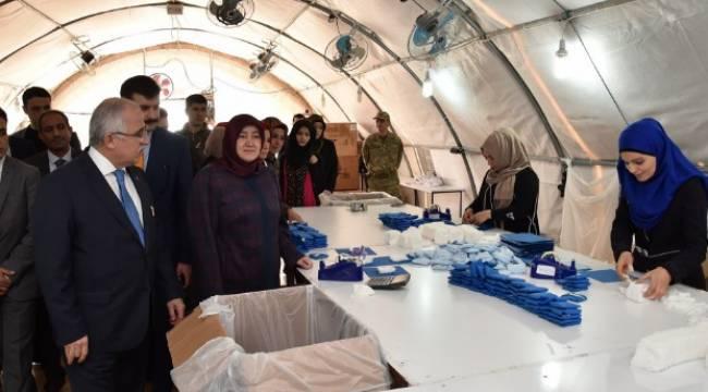 Vali Tuna'dan Türkçeyi iyi öğrenin çağrısı