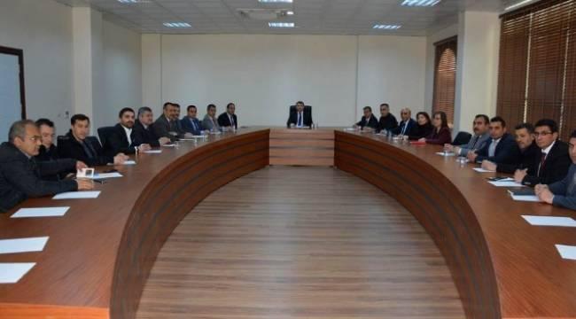 Viranşehir'de geniş güvenlik tedbirleri alınacak