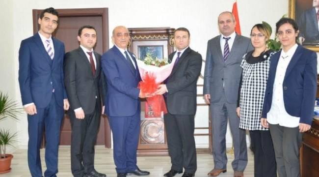 Viranşehir'de vergi haftası kutlandı