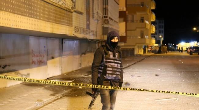 Viranşehir'de Patlama enkazı kaldırılıyor