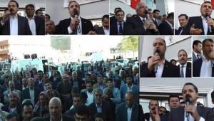 Bakan Çelik, Allah kimseyi vatansız bırakmasın-Videolu Haber