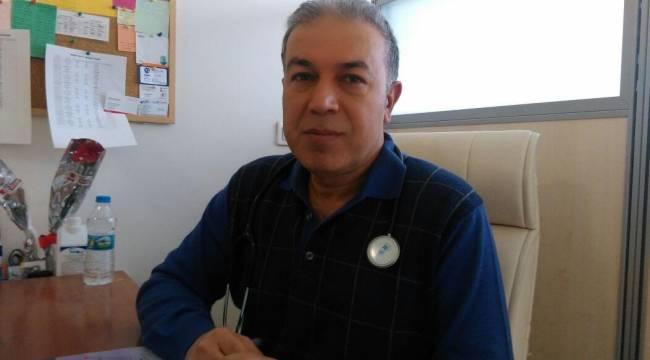 Bakan tarafından Şanlıurfa'da yılın doktoru seçildi