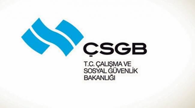 Çalışma ve Sosyal Güvenlik Bakanlığı bürokratları Şanlıurfa'da