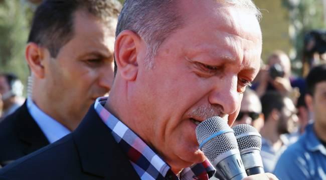 Cumhurbaşkanı Erdoğan'ın acı günü