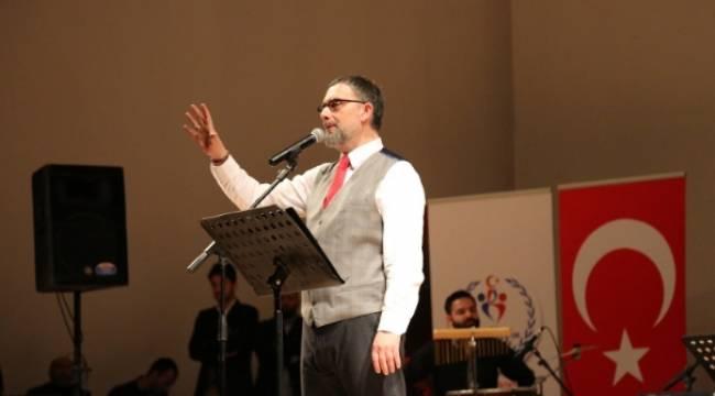 İbrahim Sadri Urfalılar ile buluştu-Videolu Haber