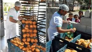 İhtiyaç sahibi ailelere günlük 6 bin ekmek dağıtılıyor