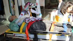 İnşaattan düşen kişi yaralandı