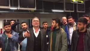 Şanlıurfa Havaalanında duyarsızlığa tepki - VİDEO HABER