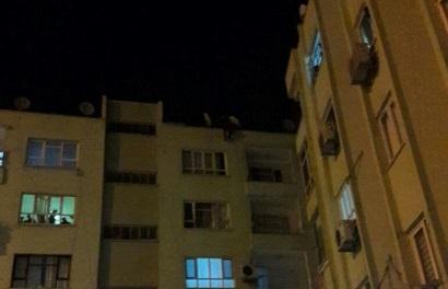 Şanlıurfa'da intihar girişimi.