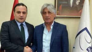 Şanlıurfaspor Eski Teknik Direktörü 2.Lig ekibi ile anlaştı