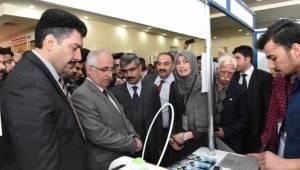 Urfa'da İstihdam ve Kariyer Fuarının açılışı yapıldı