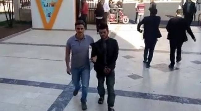 Urfa'da Oto Fareleri Yakalandı