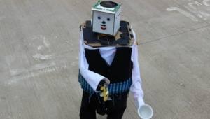 Urfalı Mucit 13 farklı özelliğe sahip robot yaptı