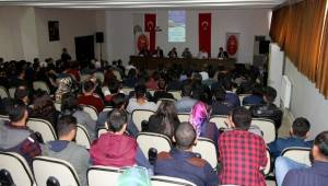 Veteriner Hekimler ve Bölge Oda başkanları Urfa'da buluştu