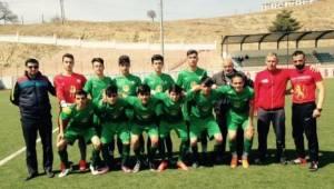 Viranşehirspor 16-0 Kazandı